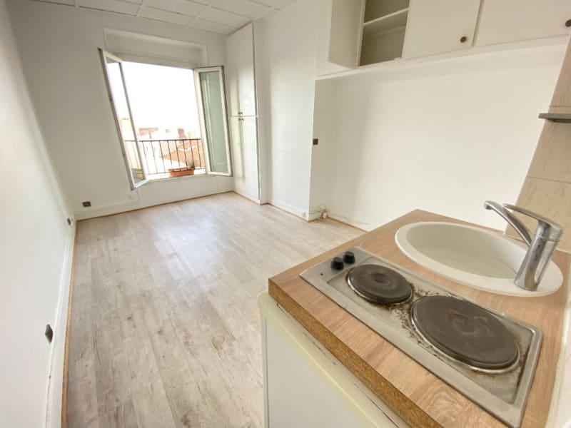 Sale apartment Paris 20ème 224000€ - Picture 2