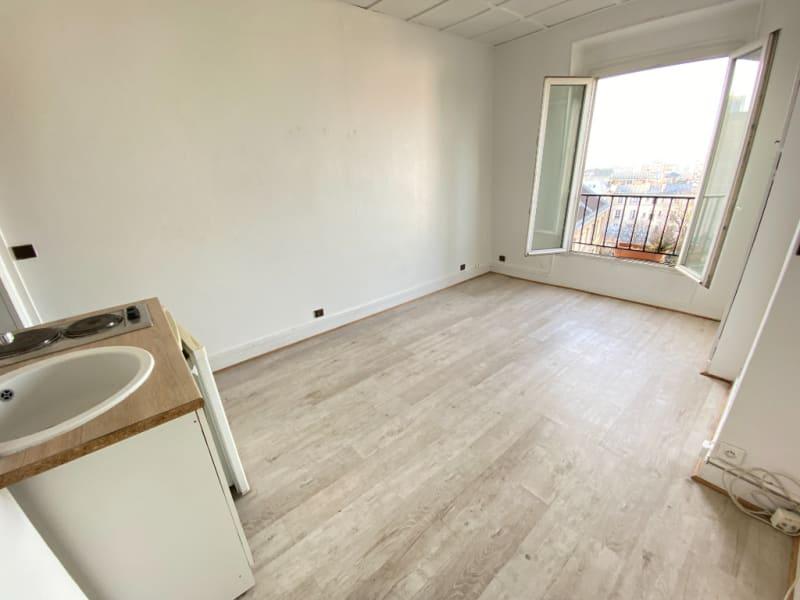 Sale apartment Paris 20ème 224000€ - Picture 3