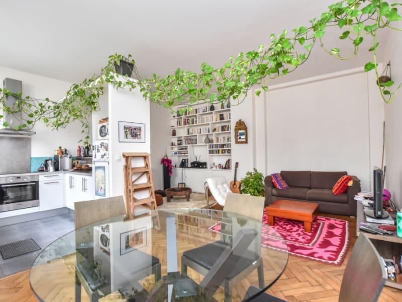 Sale apartment Paris 11ème 615000€ - Picture 1