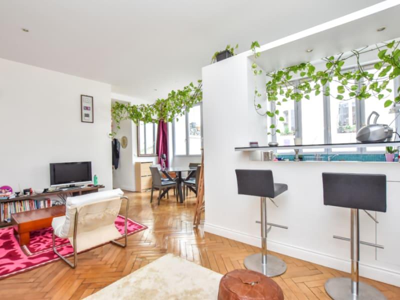 Sale apartment Paris 11ème 615000€ - Picture 3