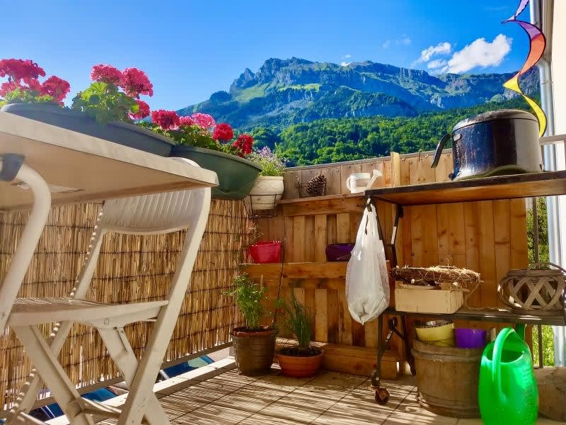 Sale apartment Chedde 185000€ - Picture 1