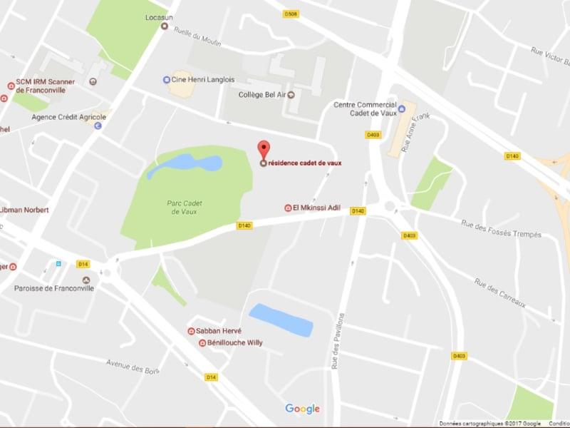 Rental parking spaces Franconville 100€ CC - Picture 2
