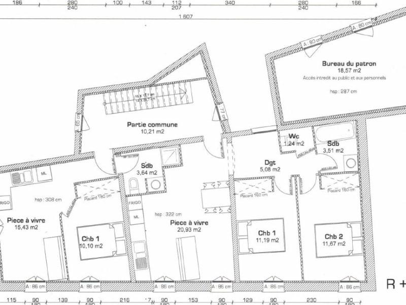 Vente immeuble Ambares et lagrave 367500€ - Photo 6