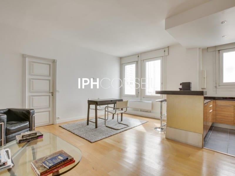 Vente appartement Paris 8ème 850000€ - Photo 2
