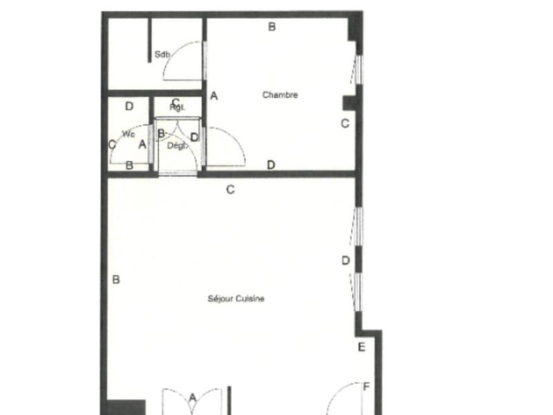 Vente appartement Paris 8ème 850000€ - Photo 13