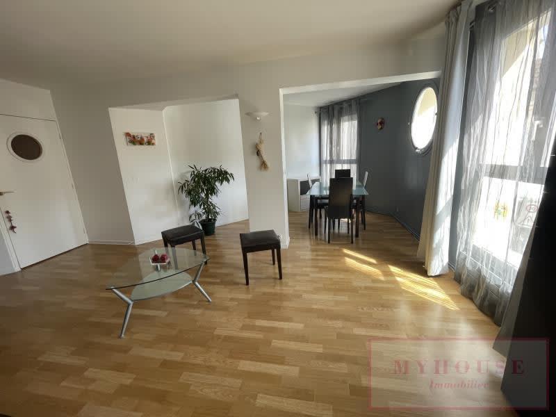 Sale apartment Bagneux 410000€ - Picture 1
