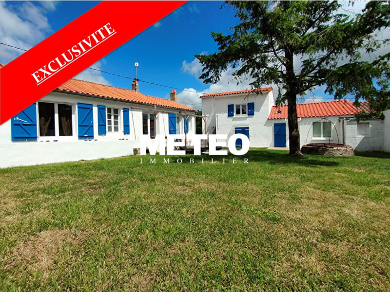 Vente maison / villa Le bernard 276000€ - Photo 1