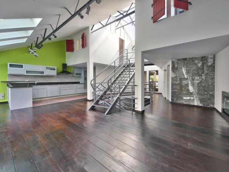 Rental apartment St germain en laye 5000€ CC - Picture 1