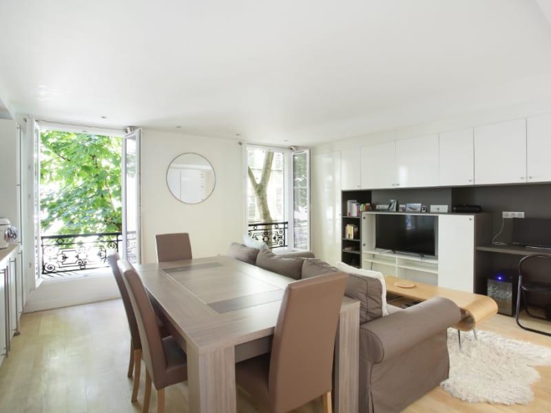 Vente appartement Paris 17ème 655000€ - Photo 2