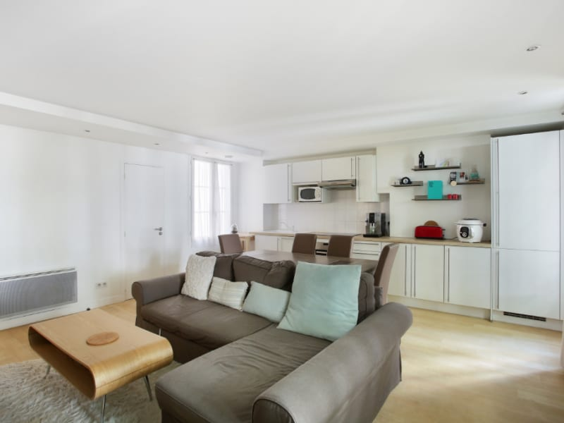 Vente appartement Paris 17ème 655000€ - Photo 5