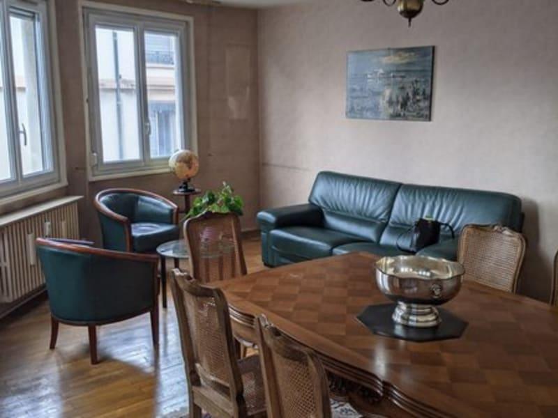 Sale apartment Lyon 3ème 319000€ - Picture 2