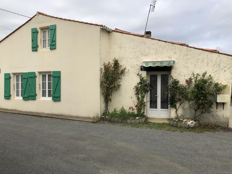 Verkoop  huis Surgeres 249100€ - Foto 1