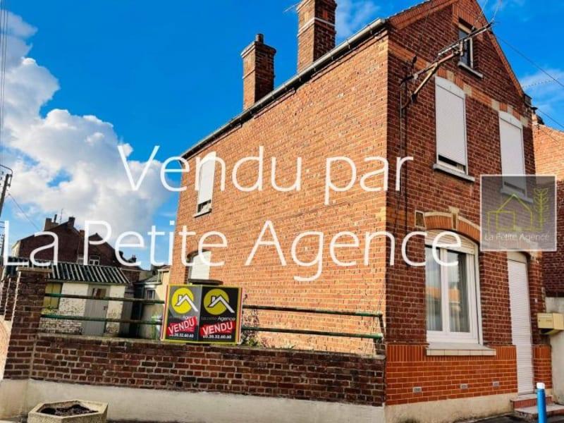 Vente maison / villa Carvin 150900€ - Photo 1