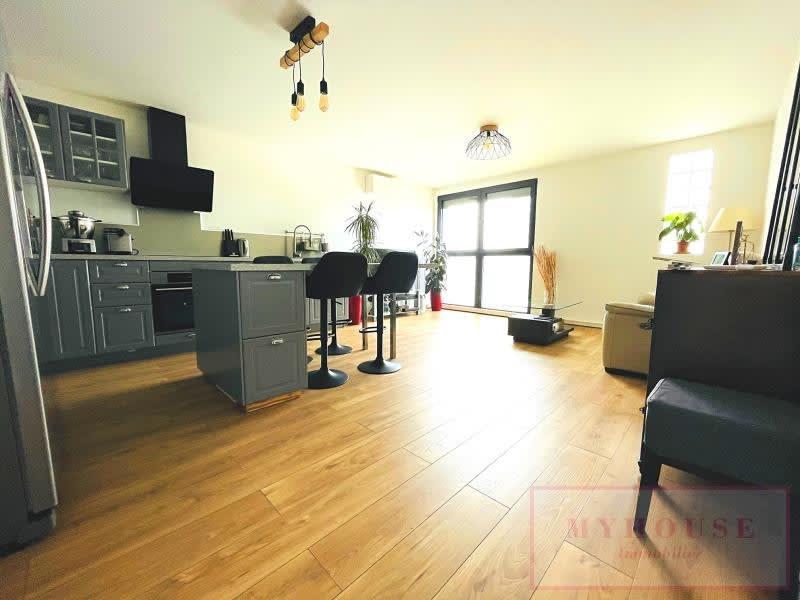 Vente appartement Bagneux 370000€ - Photo 2