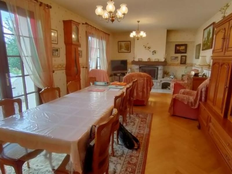 Sale house / villa Pageas 341250€ - Picture 6