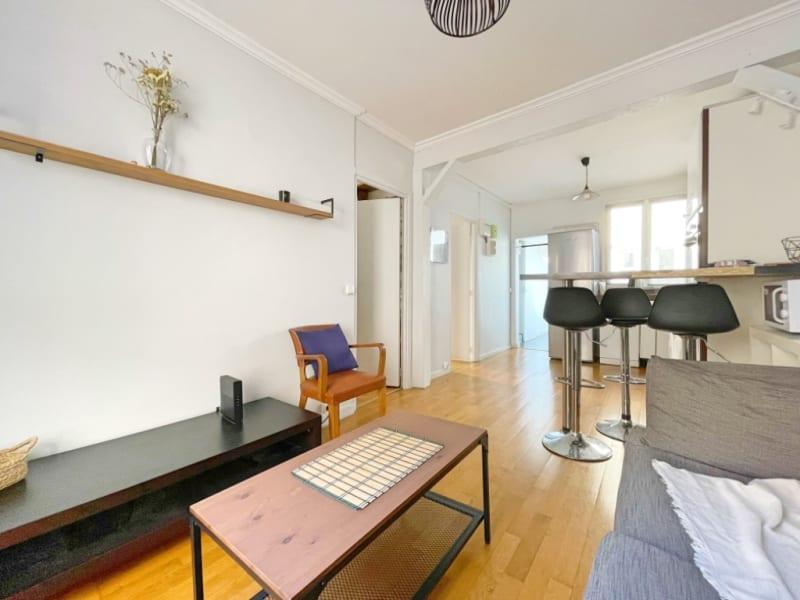 Sale apartment Paris 20ème 440000€ - Picture 2