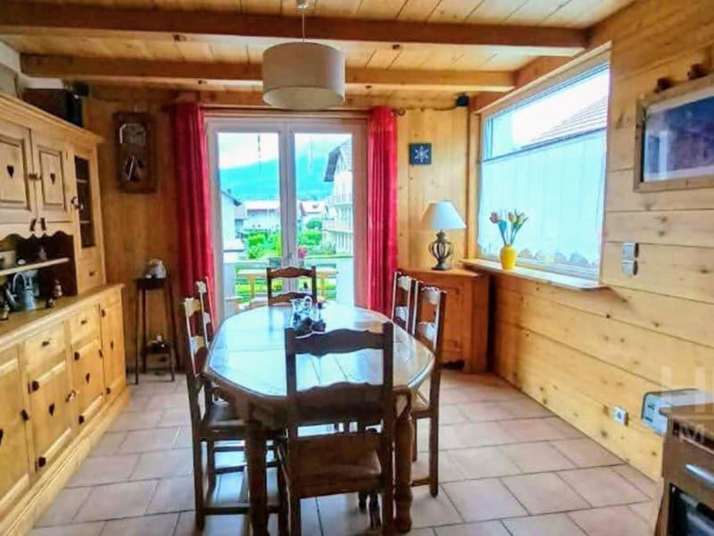 Sale apartment Sallanches 242000€ - Picture 2