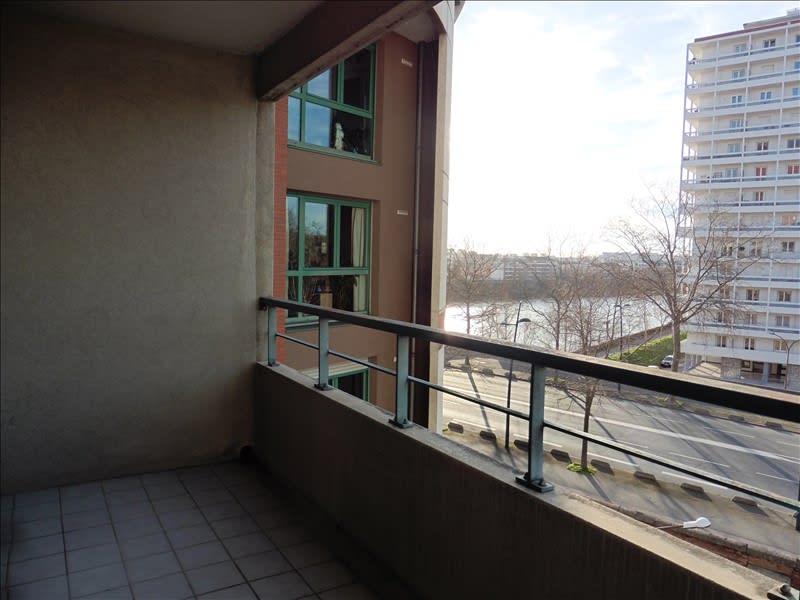 Rental apartment Toulouse 600,51€ CC - Picture 1