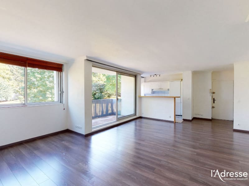 Rental apartment Marly le roi 1182€ CC - Picture 1