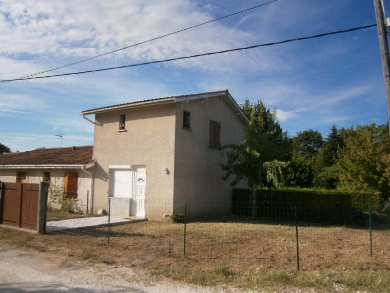 Location maison / villa Prignac et marcamps 617€ CC - Photo 1