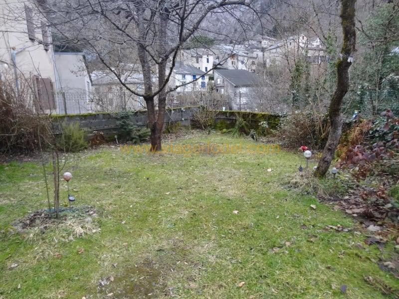 Life annuity house / villa Sainte-colombe-sur-guette 61500€ - Picture 1