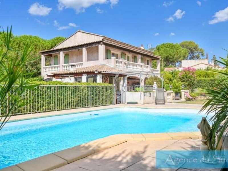Vente maison / villa La bouilladisse 577000€ - Photo 1