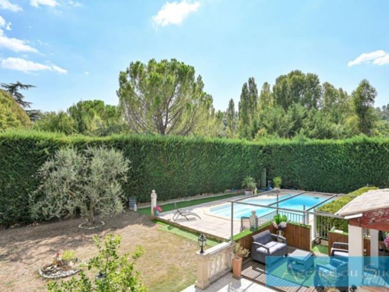 Vente maison / villa La bouilladisse 577000€ - Photo 3