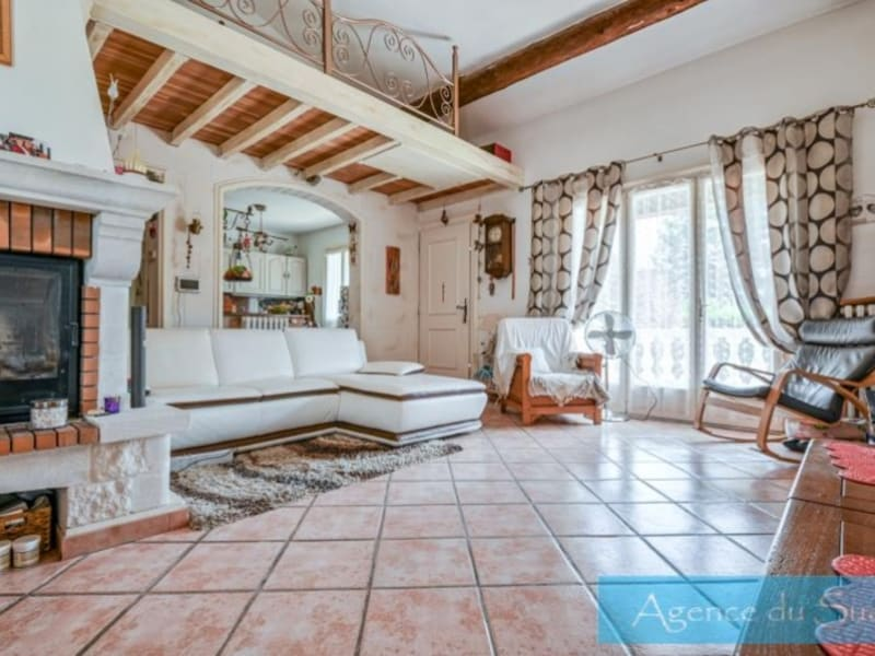 Vente maison / villa La bouilladisse 577000€ - Photo 7