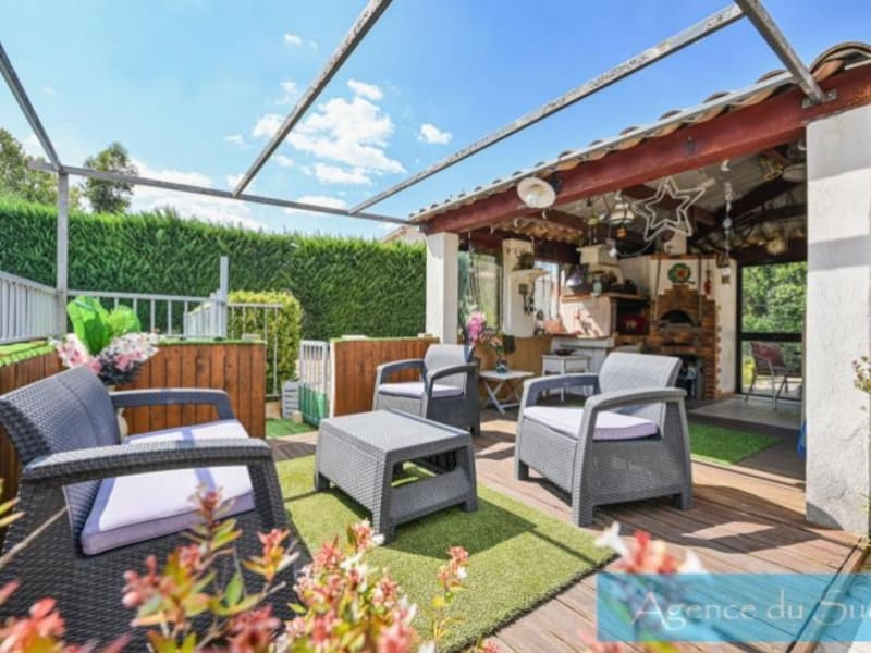 Vente maison / villa La bouilladisse 577000€ - Photo 9