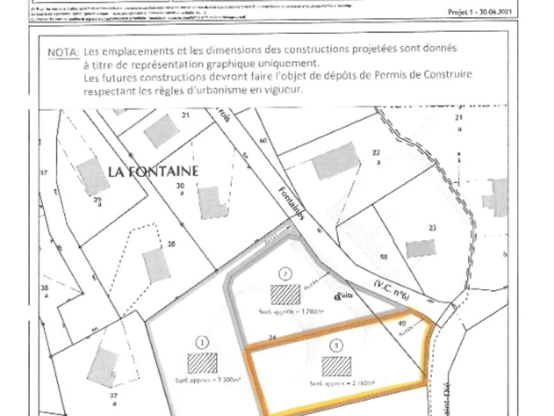 Vente terrain Nayemont les fosses 33600€ - Photo 4