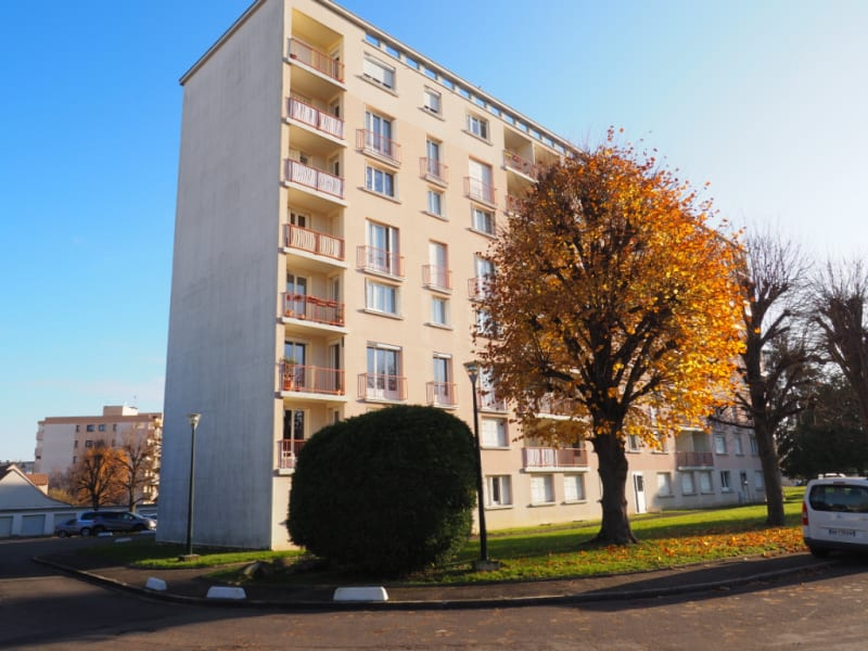 Vente appartement Melun 115000€ - Photo 1
