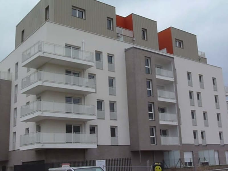 Rental apartment Cergy 591,41€ CC - Picture 1