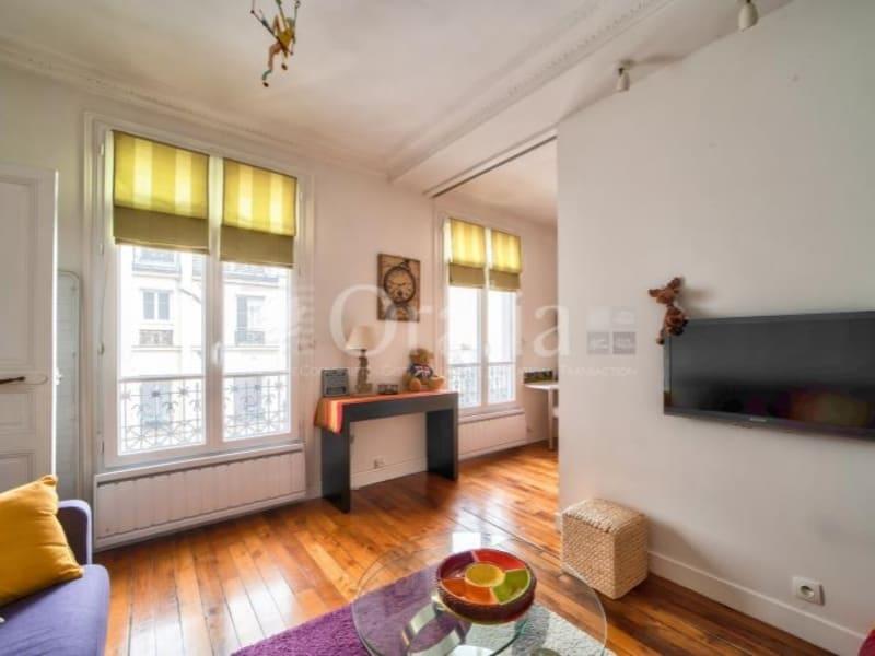Vente appartement Paris 14ème 368000€ - Photo 2