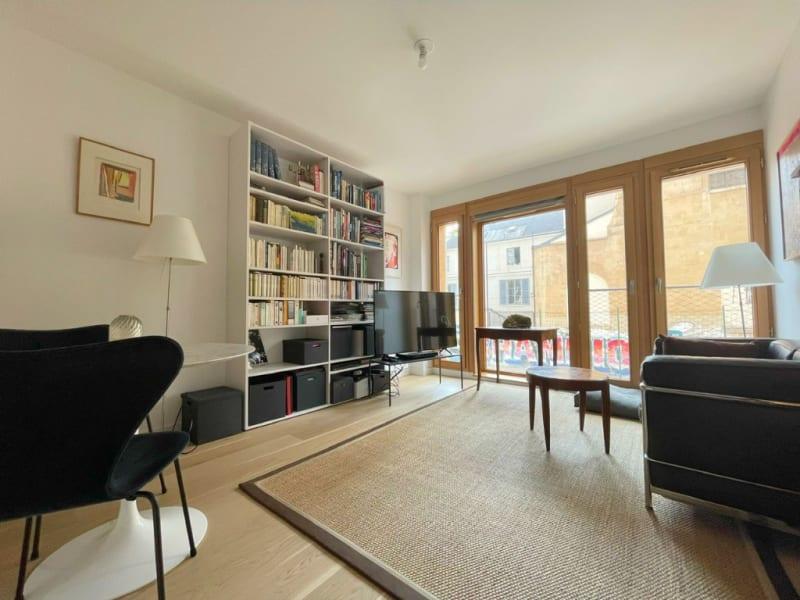 Sale apartment Paris 11ème 545000€ - Picture 2