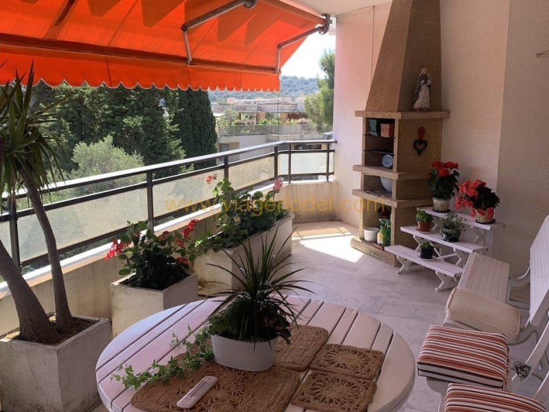 Life annuity apartment Antibes 565000€ - Picture 1