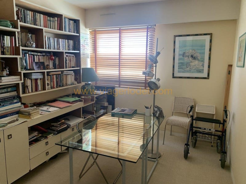 Life annuity apartment Antibes 565000€ - Picture 11