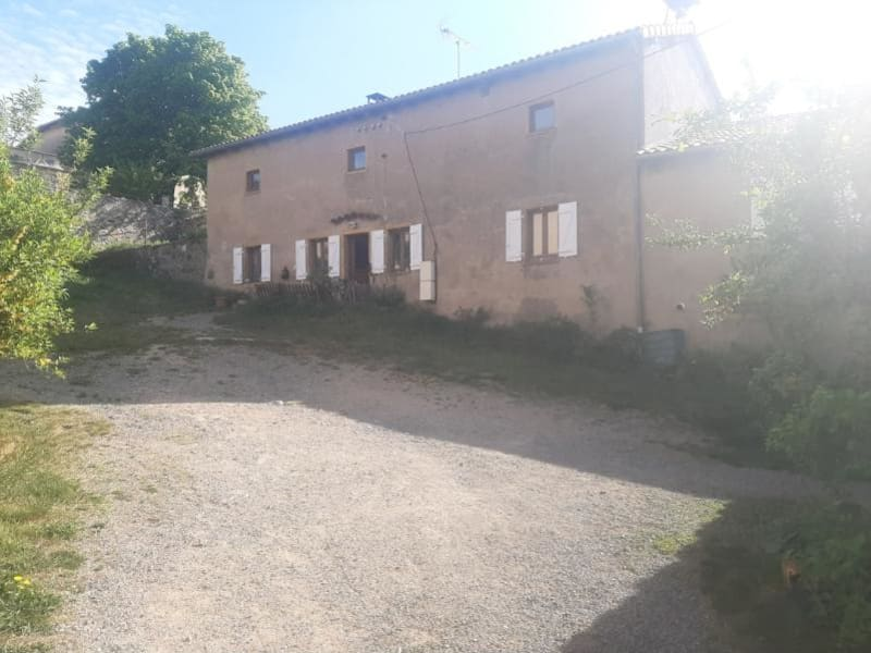 Location maison / villa Saint julien sur bibost 835€ CC - Photo 1