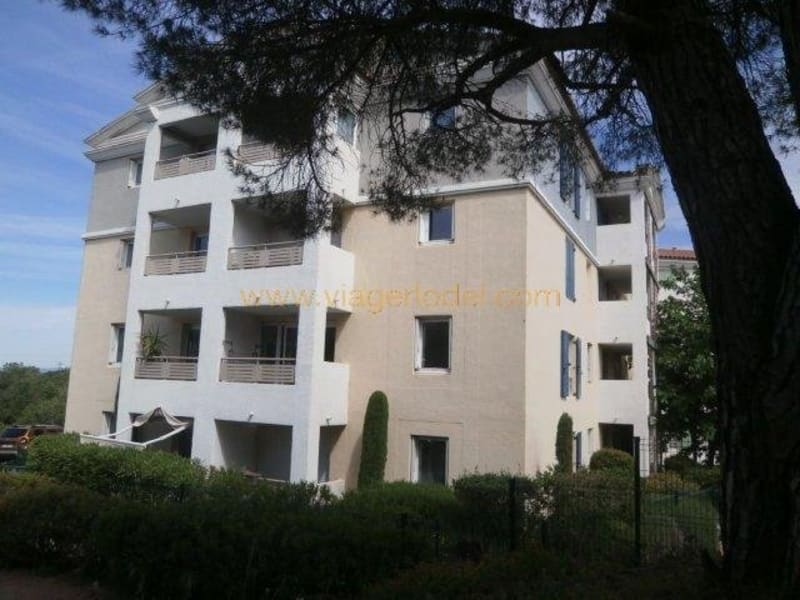 Life annuity apartment Fréjus 37000€ - Picture 12