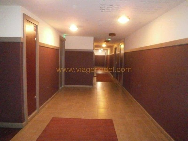 Life annuity apartment Fréjus 37000€ - Picture 9