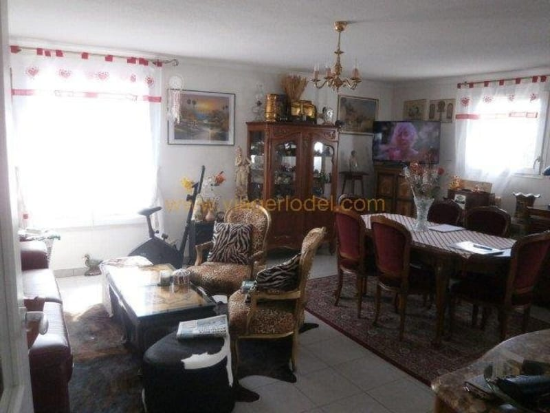 Life annuity apartment Fréjus 37000€ - Picture 4