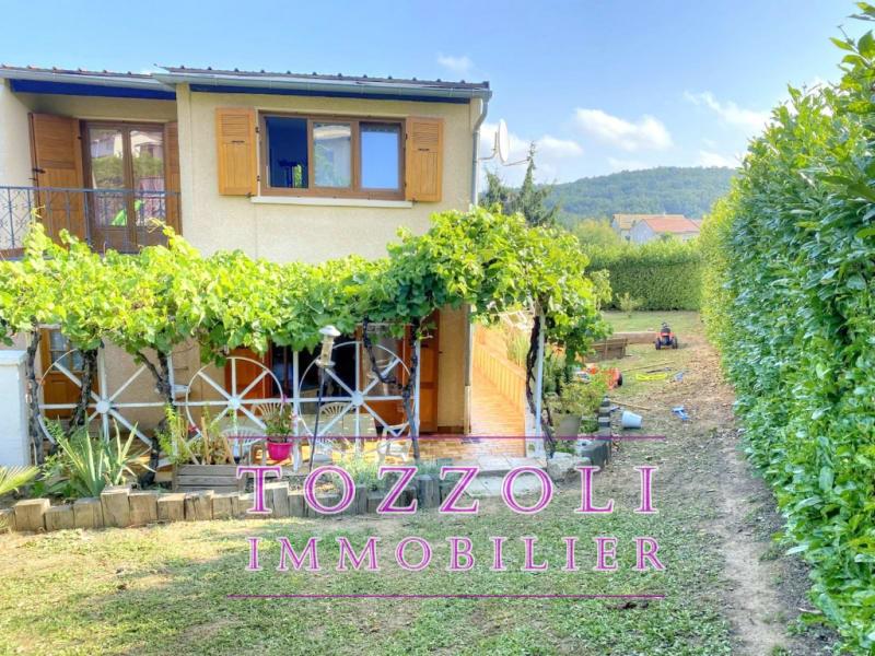 Vente maison / villa Saint quentin fallavier 252500€ - Photo 11