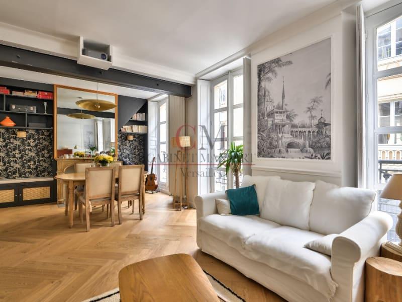 Verkoop  appartement Versailles 1020000€ - Foto 1