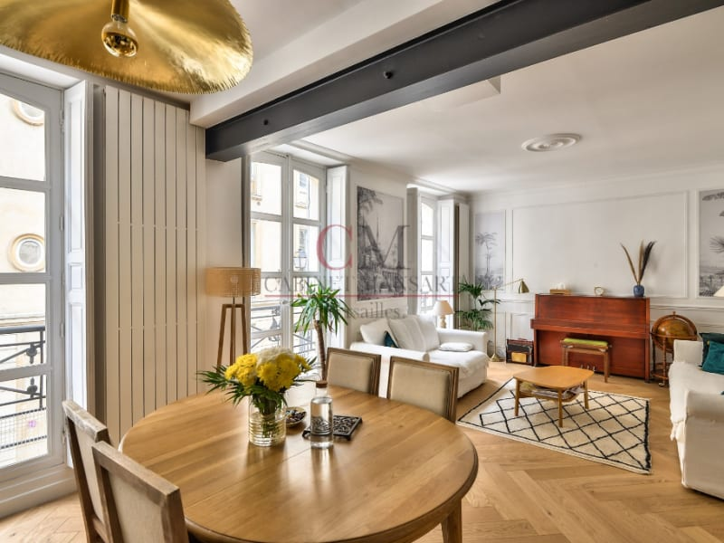 Verkoop  appartement Versailles 1020000€ - Foto 2