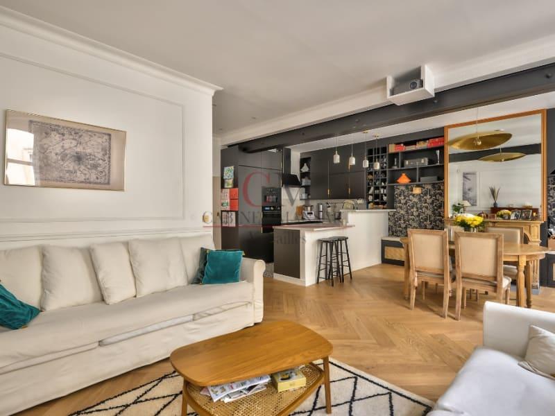 Verkoop  appartement Versailles 1020000€ - Foto 3