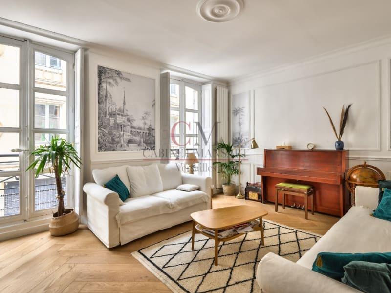 Verkoop  appartement Versailles 1020000€ - Foto 4