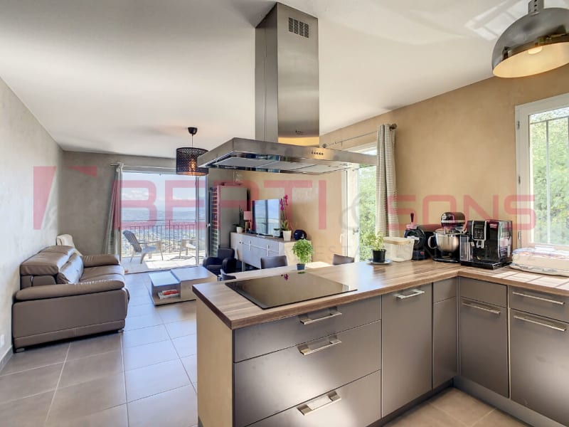 Sale apartment Tanneron 298000€ - Picture 2