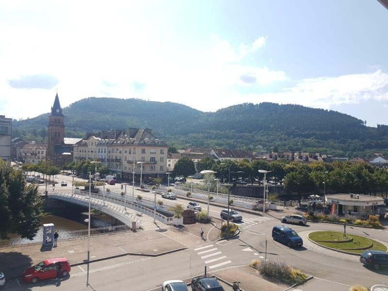 TRES RARE : centre ville Appartement Saint Die Des Vosges 3 pièc