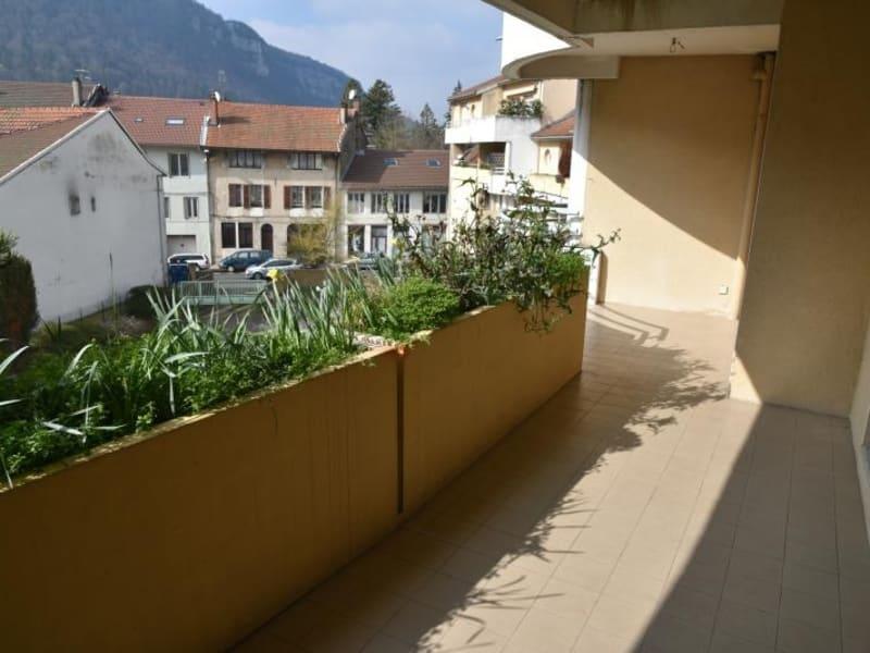 Rental apartment Nantua 486€ CC - Picture 2