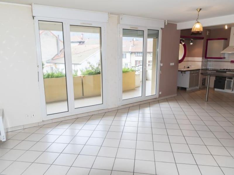Rental apartment Nantua 486€ CC - Picture 3