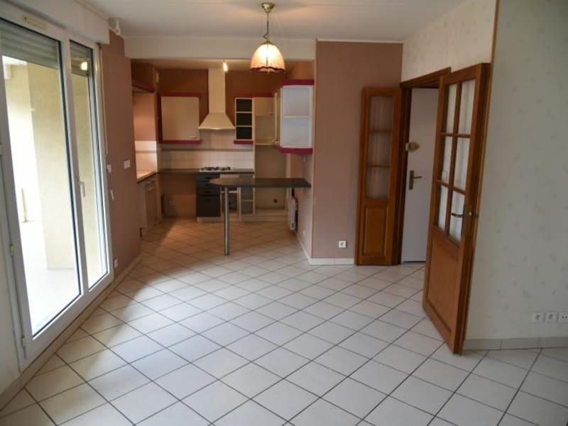 Rental apartment Nantua 486€ CC - Picture 4